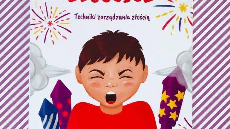 """""""Co robić, gdy się złościsz"""" recenzja Hubisiowo_kidsbooks"""